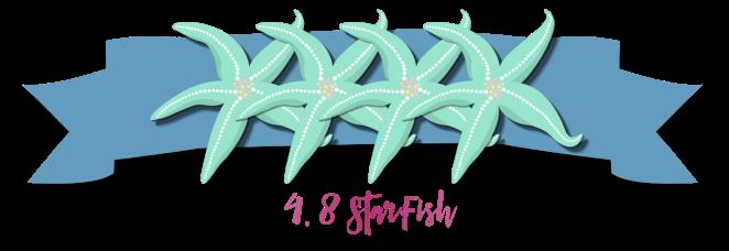 4.8 starfish