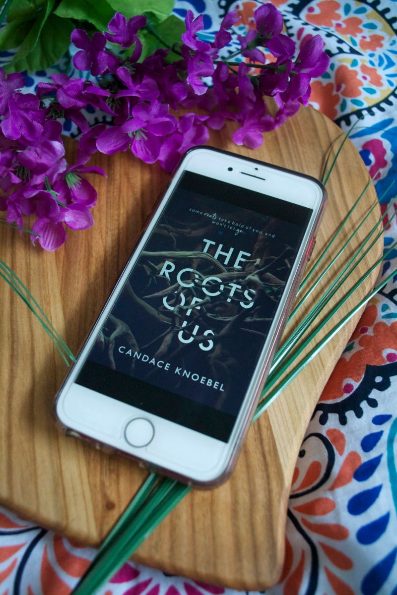The Roots of Us by Candace Knoebel: Cover Reveal
