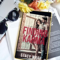 Cover Reveal: Finding Karma by Stacy M. Wray