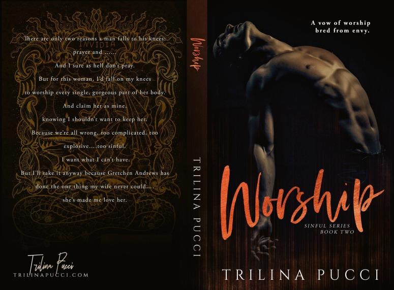 Worship Full Wrap